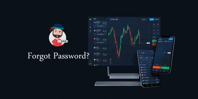 Hướng dẫn khôi phục mật khẩu tài khoản Olymp Trade