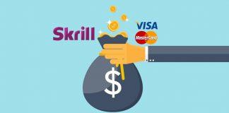 Hướng dẫn nạp tiền vào ví điện tử Skrill bằng thẻ Visa hoặc MasterCard