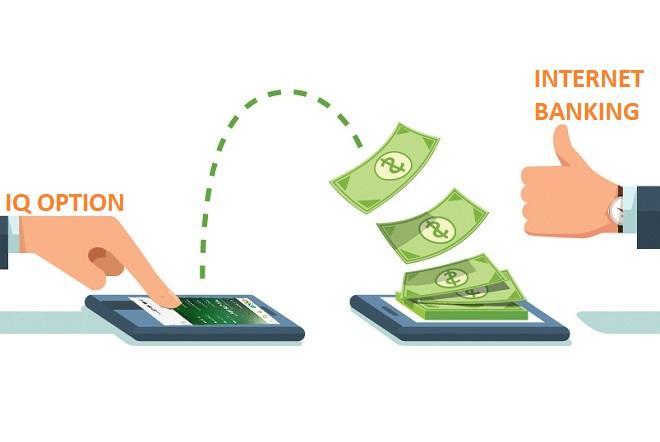 Hướng Dẫn Rút Tiền Từ IQ Option Về Tài Khoản Internet Banking