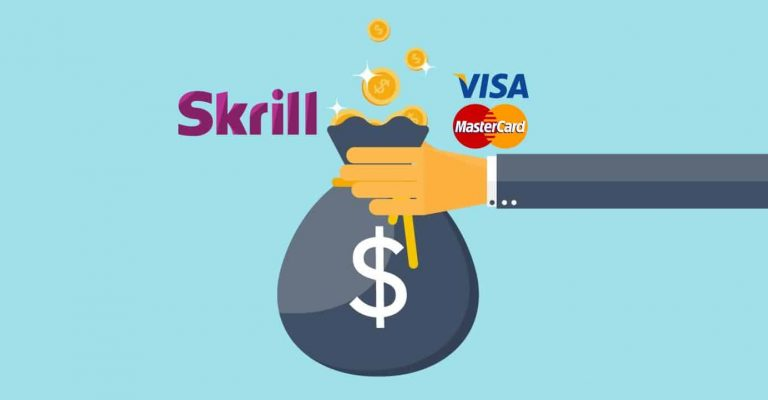 How To Deposit Skrill With Visa And Mastercard