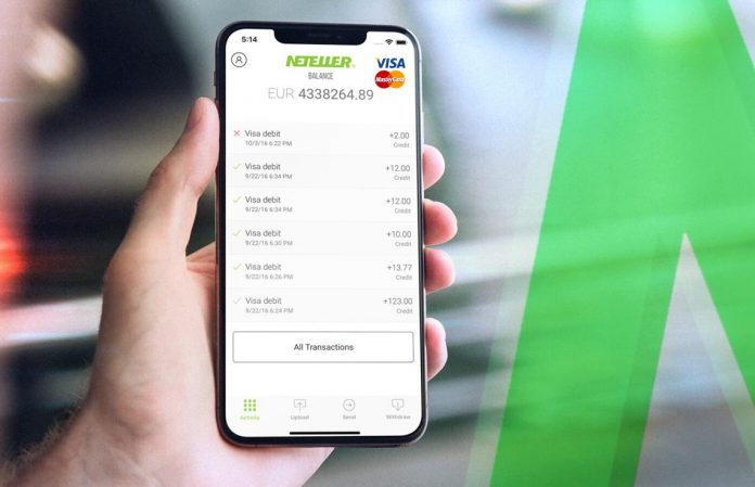 How to Deposit Money Into Neteller With Visa/Mastercard