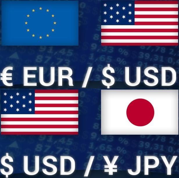 Các cặp tiền phổ biến tại IQ Option - Chọn tài sản phù hợp với các phiên giao dịch