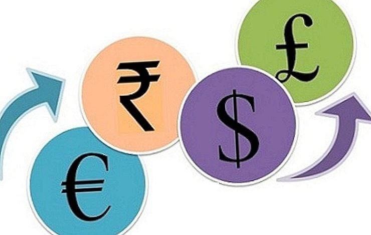 Tỷ giá hối đoái - Chọn tài sản giao dịch tại IQ Option