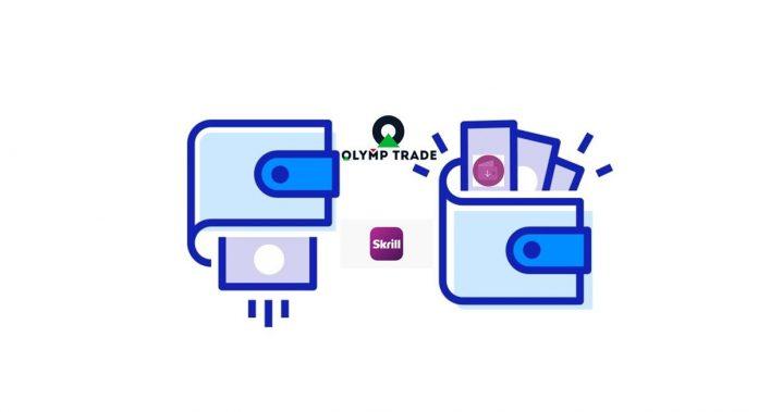 Hướng dẫn cách rút tiền từ Olymp Trade về ví Skrill