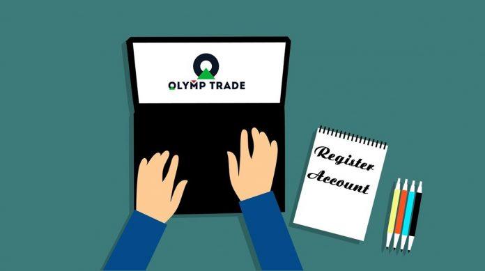 Hướng dẫn cách đăng ký tài khoản Olymp Trade chi tiết nhất