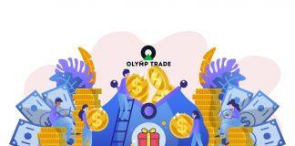Hướng dẫn cách sử dụng mã khuyến mãi Olymp Trade