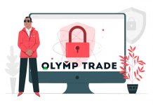Hướng dẫn cài đặt bảo mật cho tài khoản Olymp Trade mới nhất