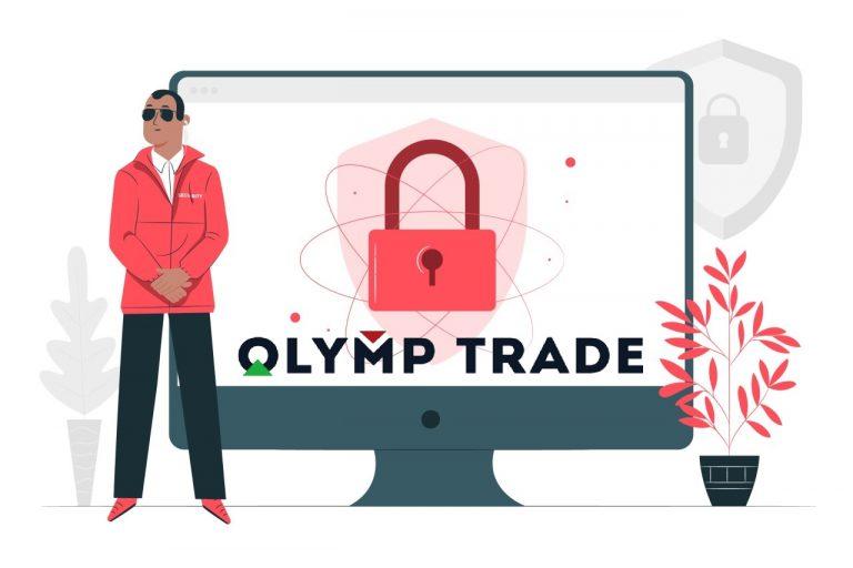 Hướng Dẫn Cài Đặt Bảo Mật Tài Khoản Olymp Trade Mới Nhất (Cập nhật 02/2021)