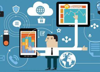 How To Use Binomo Trading Interface