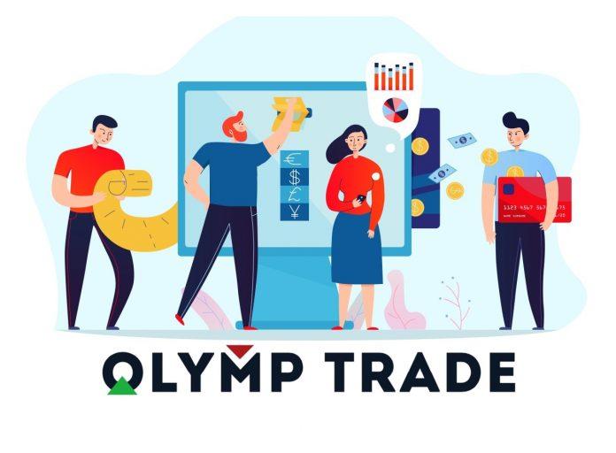 Hướng dẫn cách nạp tiền vào Olymp Trade bằng thẻ Visa MasterCard