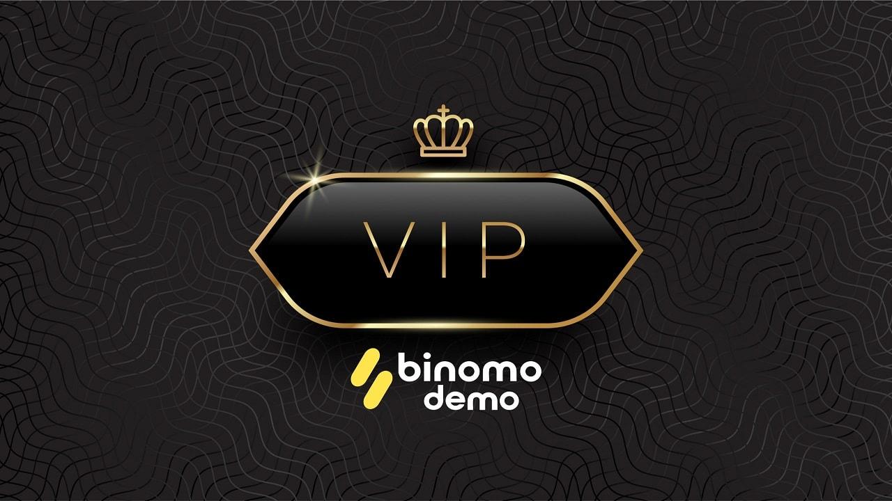 Tài khoản VIP Binomo