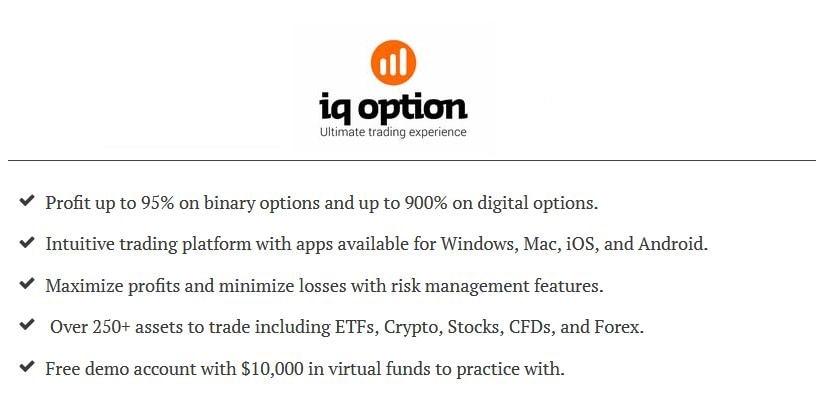 What is IQ Option?