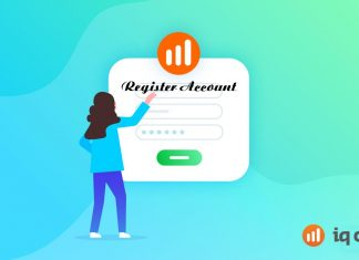 How To Sign Up For An IQ Option Account