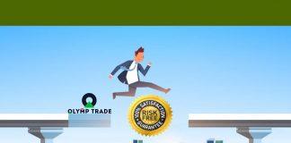 Giao dịch phi rủi ro tại Olymp Trade