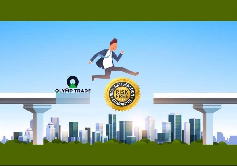Cách sử dụng giao dịch phi rủi ro tại Olymp Trade