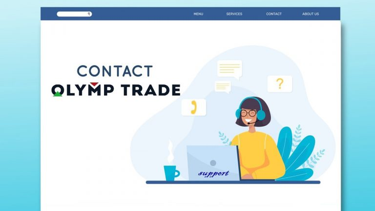 How To Contact Olymp Trade Customer Care Service