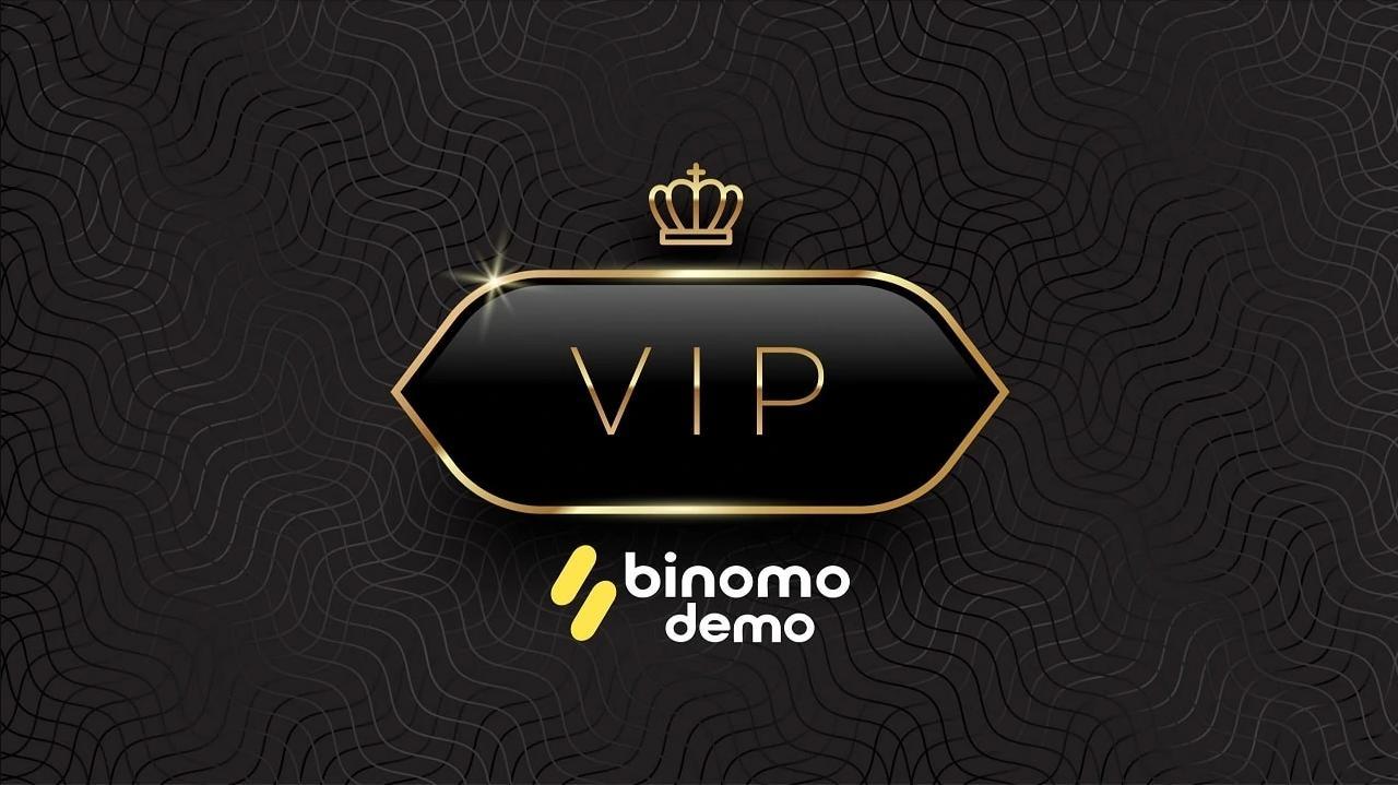 VIP Binomo account