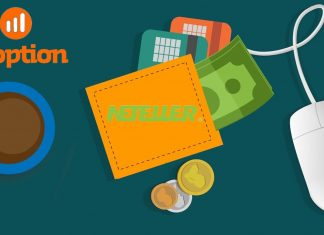 How To Withdraw Money From IQ Option To Neteller Account