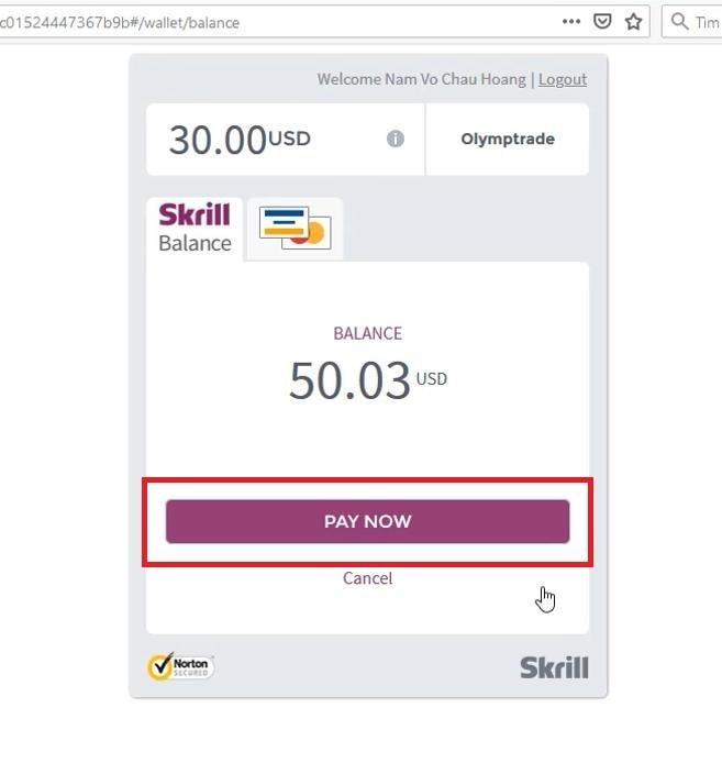 """Klik """"Pay Now"""" untuk konfirmasi"""