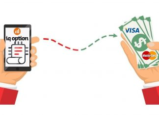 How To Withdraw Money From IQ Option To Visa/Mastercard