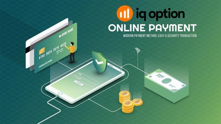 How To Deposit IQ Option With Visa And Mastercard