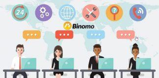 Cara Menghubungi Dukungan di Binomo