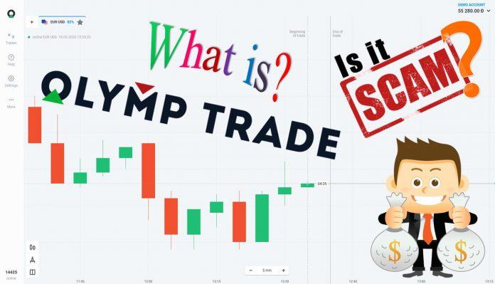 Olymp Trade Là Gì? Bằng Chứng Lừa Đảo?