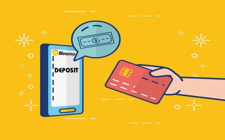 Hướng Dẫn Nạp Tiền Binomo Bằng Visa MasterCard Nhanh Nhất 10/2020