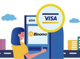 How To Withdraw Money From Binomo to Visa/Mastercard