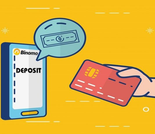 How To Deposit Money To Binomo With Visa/Mastercard