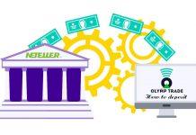 Cara Melakukan Deposit di Olymp Trade Dengan Akun Neteller