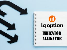 Giao Dịch Theo Xu Hướng Tại IQ Option Với Chỉ Báo Alligator Bằng Lệnh Dài