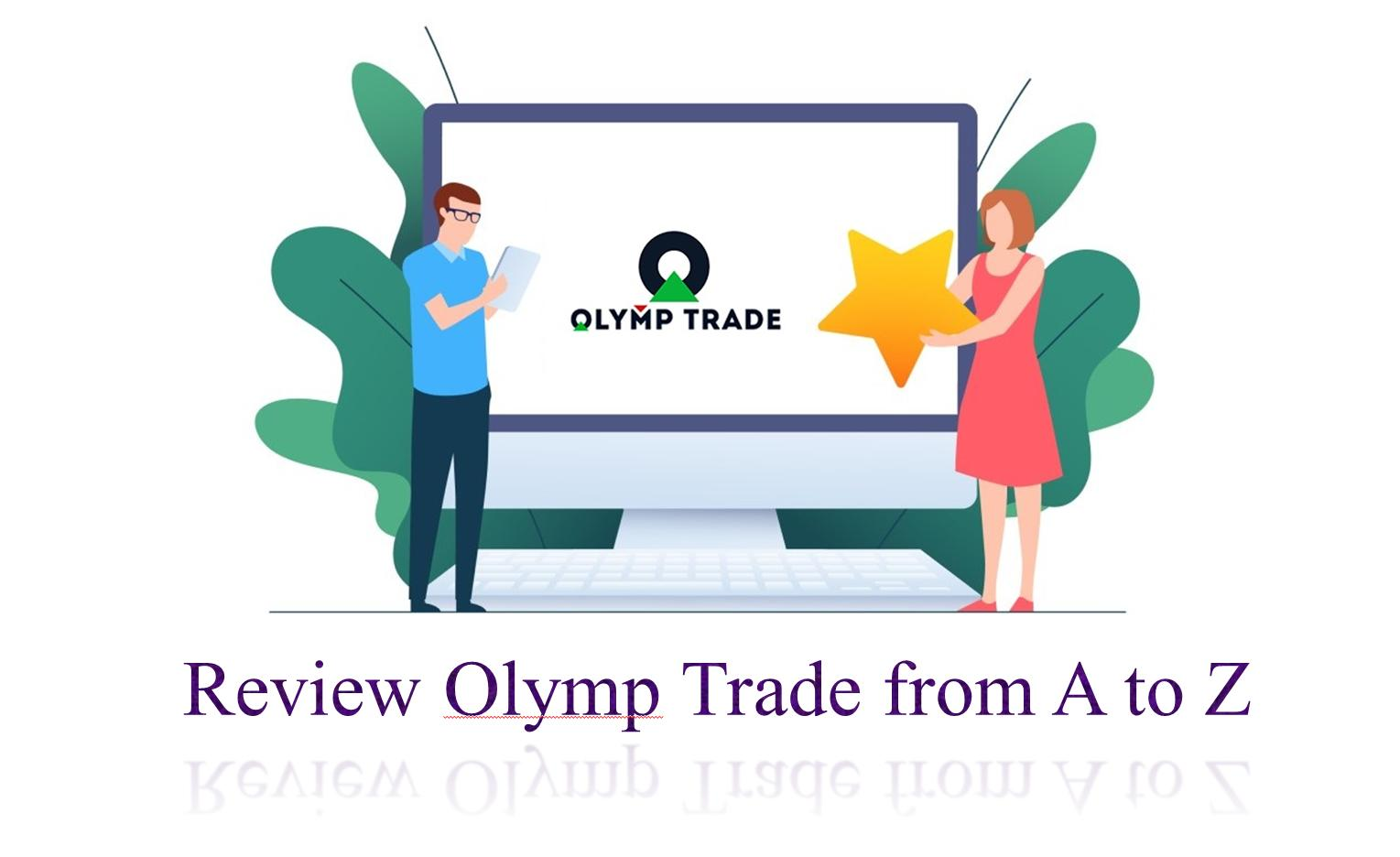 Review chi tiết sàn giao dịch Olymp Trade