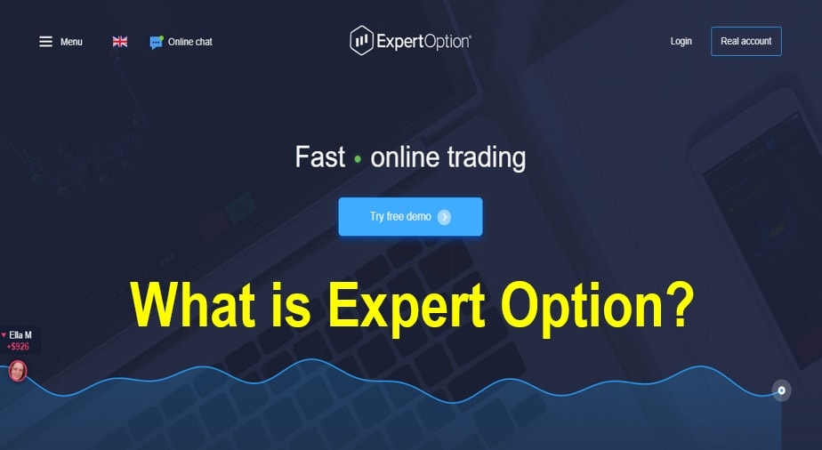 ExpertOption là gì?
