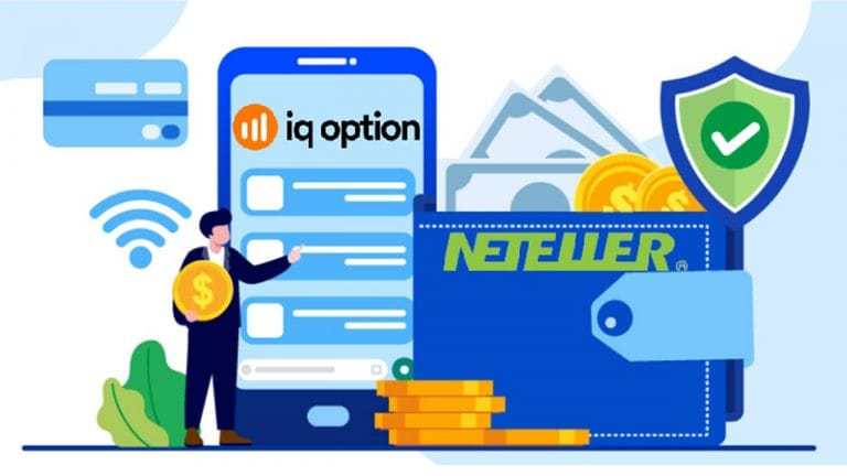 How To Deposit IQ Option With Neteller (updated 02/2021)