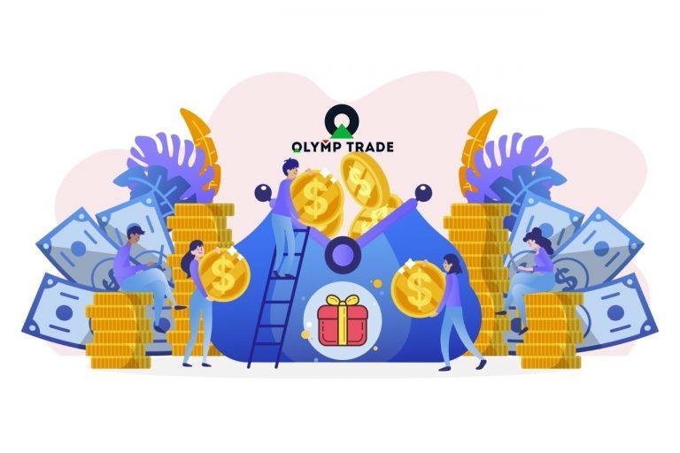 Cara Menggunakan Code Promo Olymp Trade (diperbarui 06/2021)
