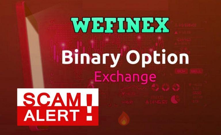Wefinex Là Gì? Có Lừa Đảo Không? Review Chi Tiết Về Sàn Wefinex