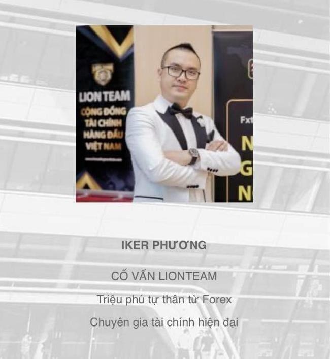 Lion Team và dự án Wefinet - Wefinex có lừa đảo không?