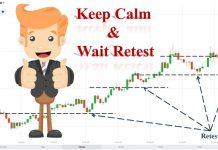 Retest là gì? Tín hiệu giao dịch trong chiến thuật Retest