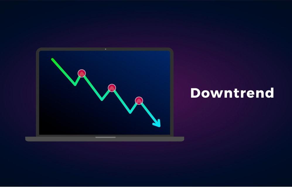 Downtrend là gì? Đặc điểm của Downtrend