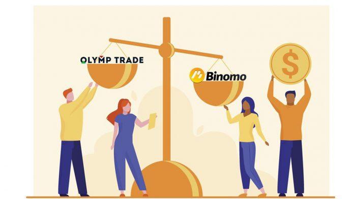 So Sánh Chi Tiết Sàn Olymp Trade Và Binomo. Đâu Là Lựa Chọn Tốt Hơn