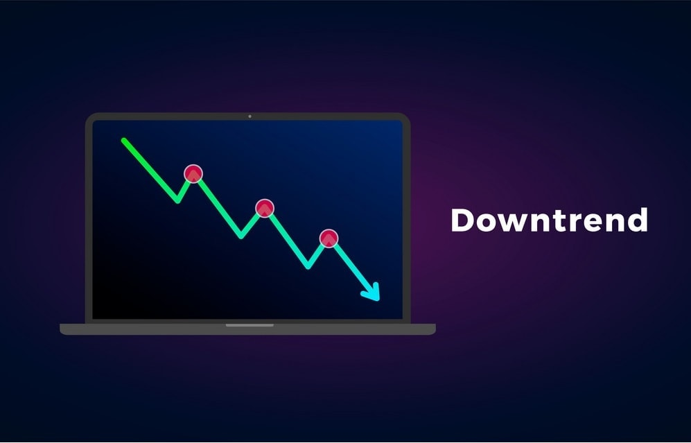 What is Downtrend? Characteristics of a Downtrend