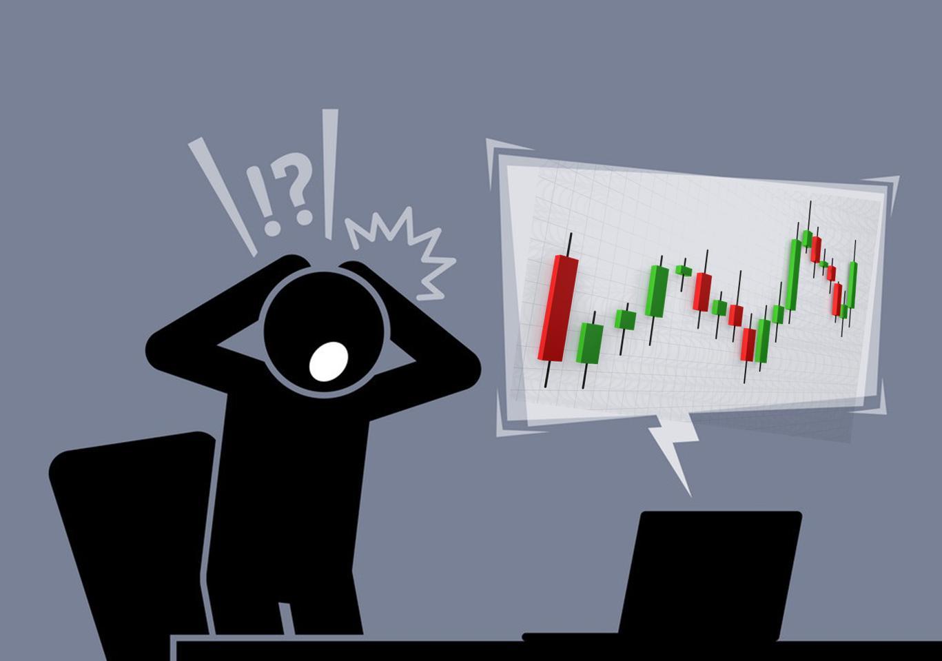 Emosi adalah faktor terpenting dalam perdagangan