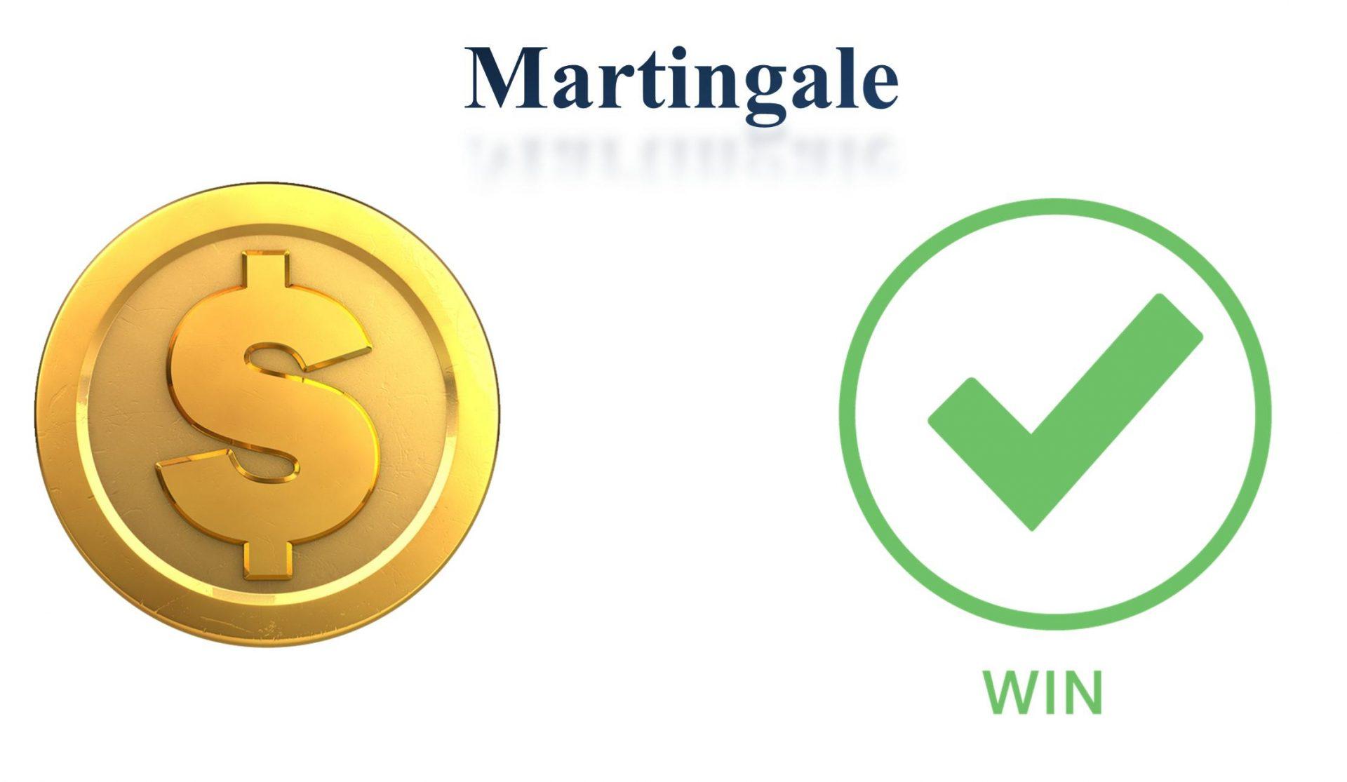 Apa syarat untuk menggunakan metode Martingale