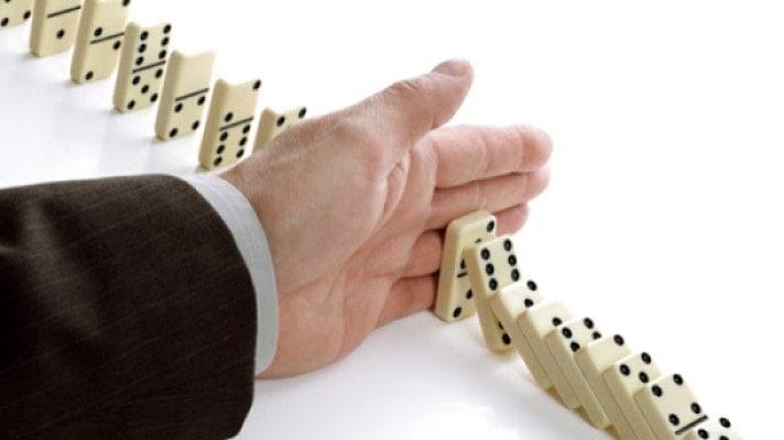 Aceitar e gerenciar riscos na negociação