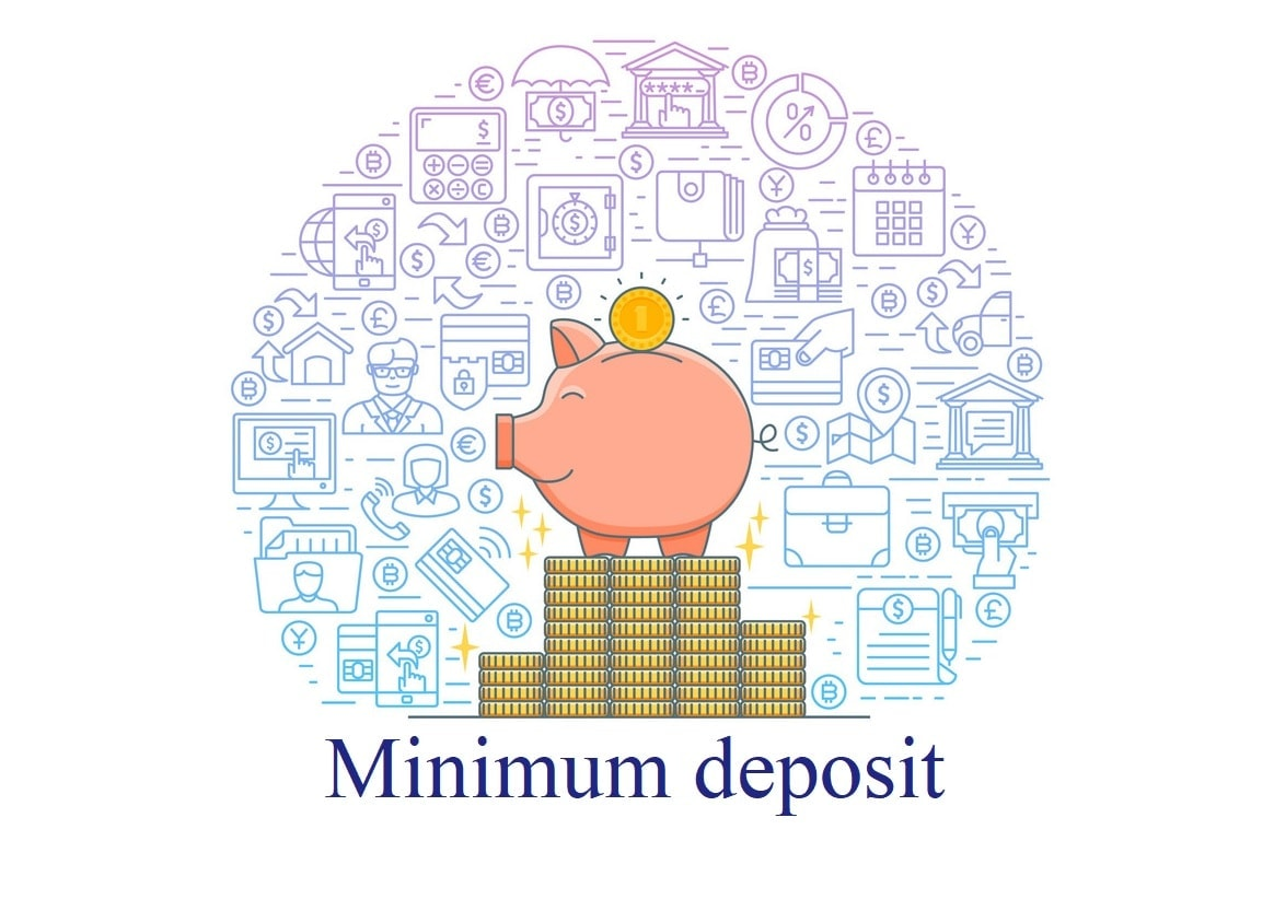 Minimum deposit for participating in Binary Options trading