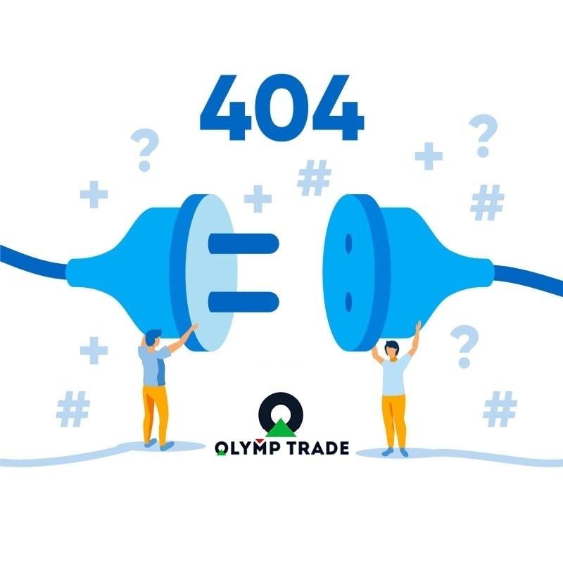 Akun Olymp Trade tak terduga terblokir