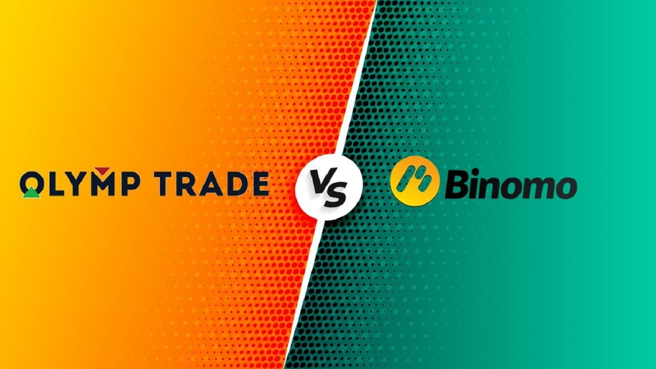 Detailed comparison between Olymp Trade and Binomo platforms