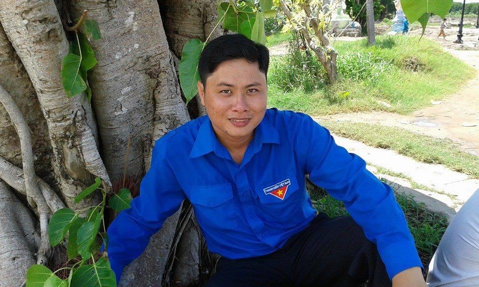 Nguyễn Thành Nhân nhân viên văn phòng