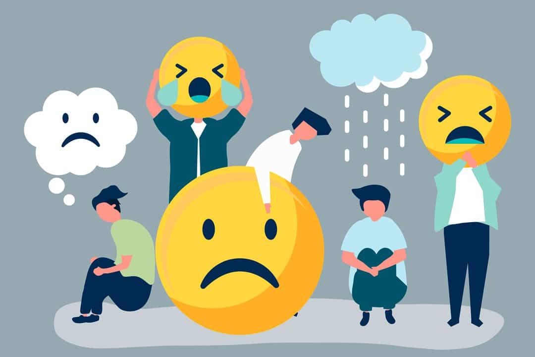 Quản lý cảm xúc kém